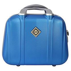 Сумка кейс саквояж Bonro Smile (большой) свет синий (blue 656)