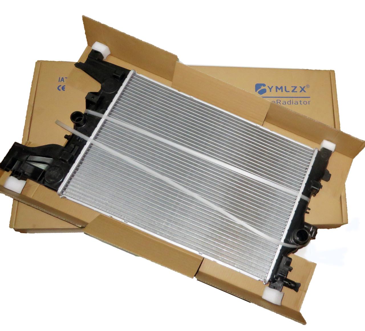Радиатор основной Круз 1,6 МКПП, YMLZX, YML-BR-946, 13267650-