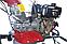 Мотоблок WEIMA WM1100BE6 КМ DIFF (4+2 скор,диз 9л.с., эл старт, 4,00-10 DIFFERENTIAL), фото 4