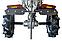 Мотоблок WEIMA WM1100BE6 КМ DIFF (4+2 скор,диз 9л.с., эл старт, 4,00-10 DIFFERENTIAL), фото 7