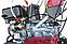 Мотоблок WEIMA WM1100BE6 КМ DIFF (4+2 скор,диз 9л.с., эл старт, 4,00-10 DIFFERENTIAL), фото 9