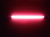 Подводная лампа для аквариума Al Hijaz, 10W, 50 см, розовая chi5010-02