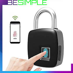 Умный замок с отпечатком пальца Finger lock P3 / Электронный замок