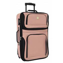 Валіза Bonro Best невеликий рожевий