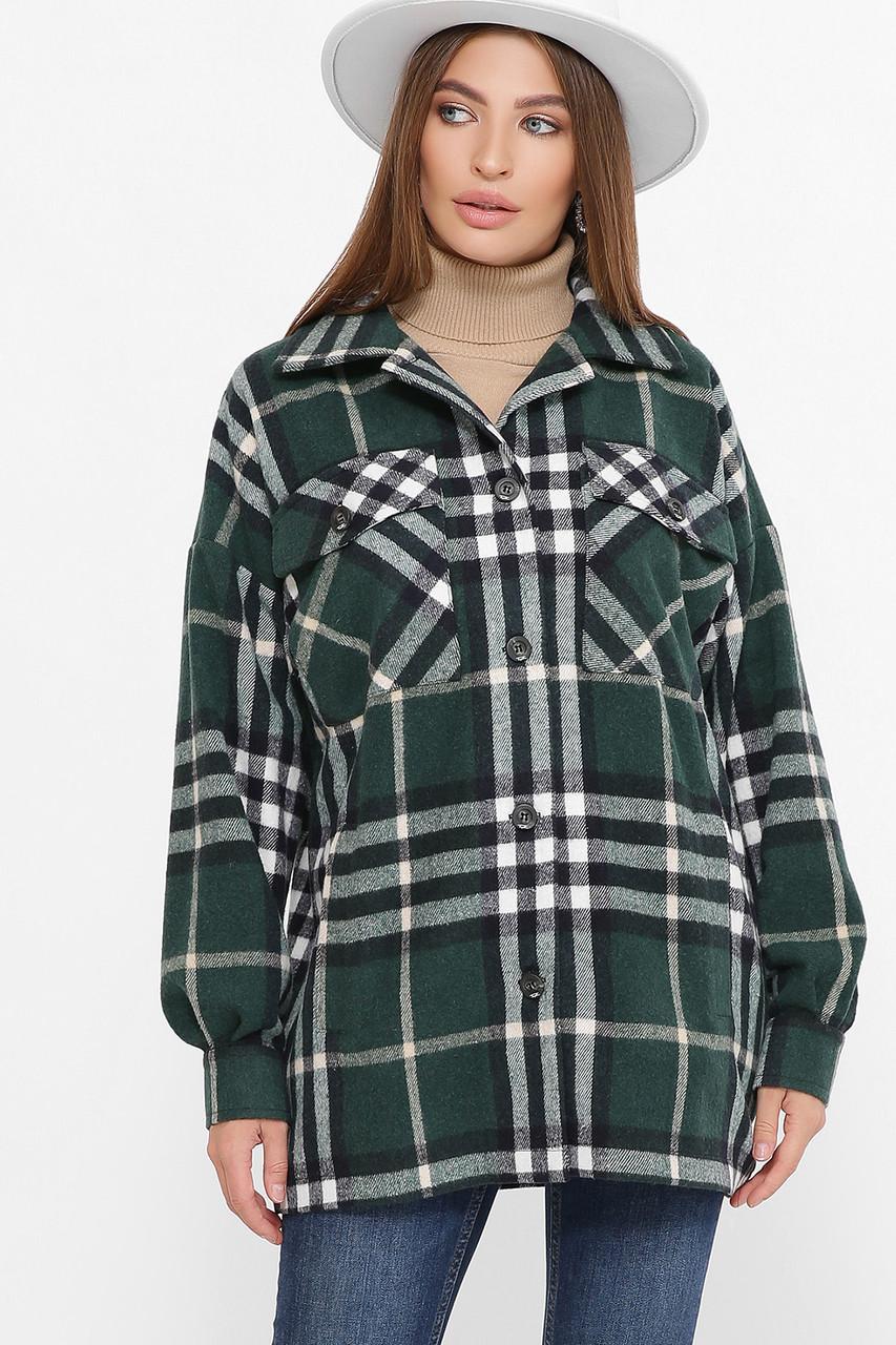 Рубашка кашемировая женская
