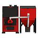 Пеллетный промышленный котел Kraft Prom F 250 кВт с факельной горелкой и жаротрубным теплообменником, фото 2