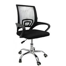Крісло Bonro B-619 чорне