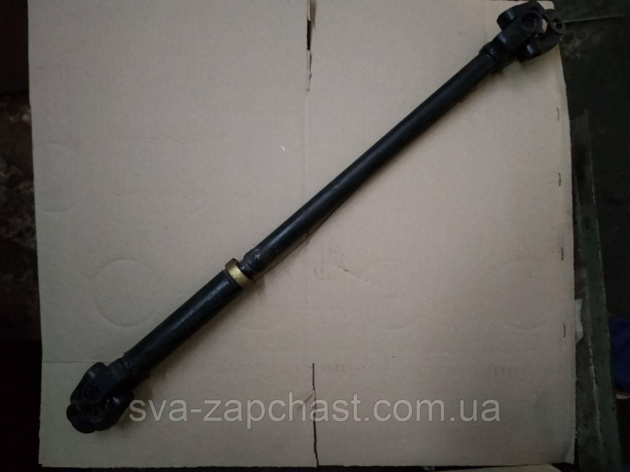 Вал рулевого управления ГАЗ 4301 шлицевой 670мм 4301-3401440-05