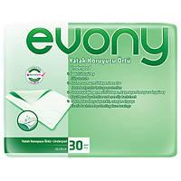 Пеленки Гигиенические Evony 60 Х 90 30 Шт