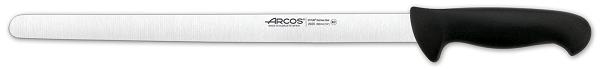 Ніж для нарізки 35 см з чорною ручкою, серія 2900, Arcos Італія