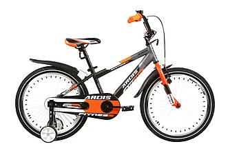 """Велосипед дитячий ARDIS FITNESS BMX 16"""" Помаранчевий"""