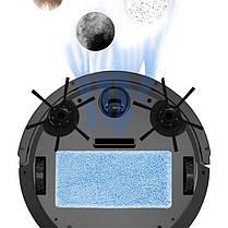 Робот-пылесос Bowai Smart OB8S Intelligent Sweeping White 1500 mAh мощный умный 3 режима уборки, фото 3