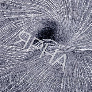 Пряжа Yarna Super Royal Серый