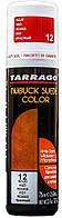 Краска для замши и нубука жидкая Красная Tarrago Nubuck Suede Color, 75 мл