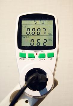 Электронный энергометр Lemanso LM669