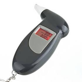 Персональный алкотестер Digital Breath Alcohol Tester Черный R0067, КОД: 1486064