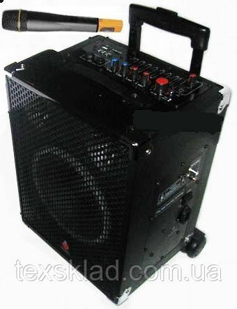 Портативная акустика USB мобильная AMC Veini 888-7