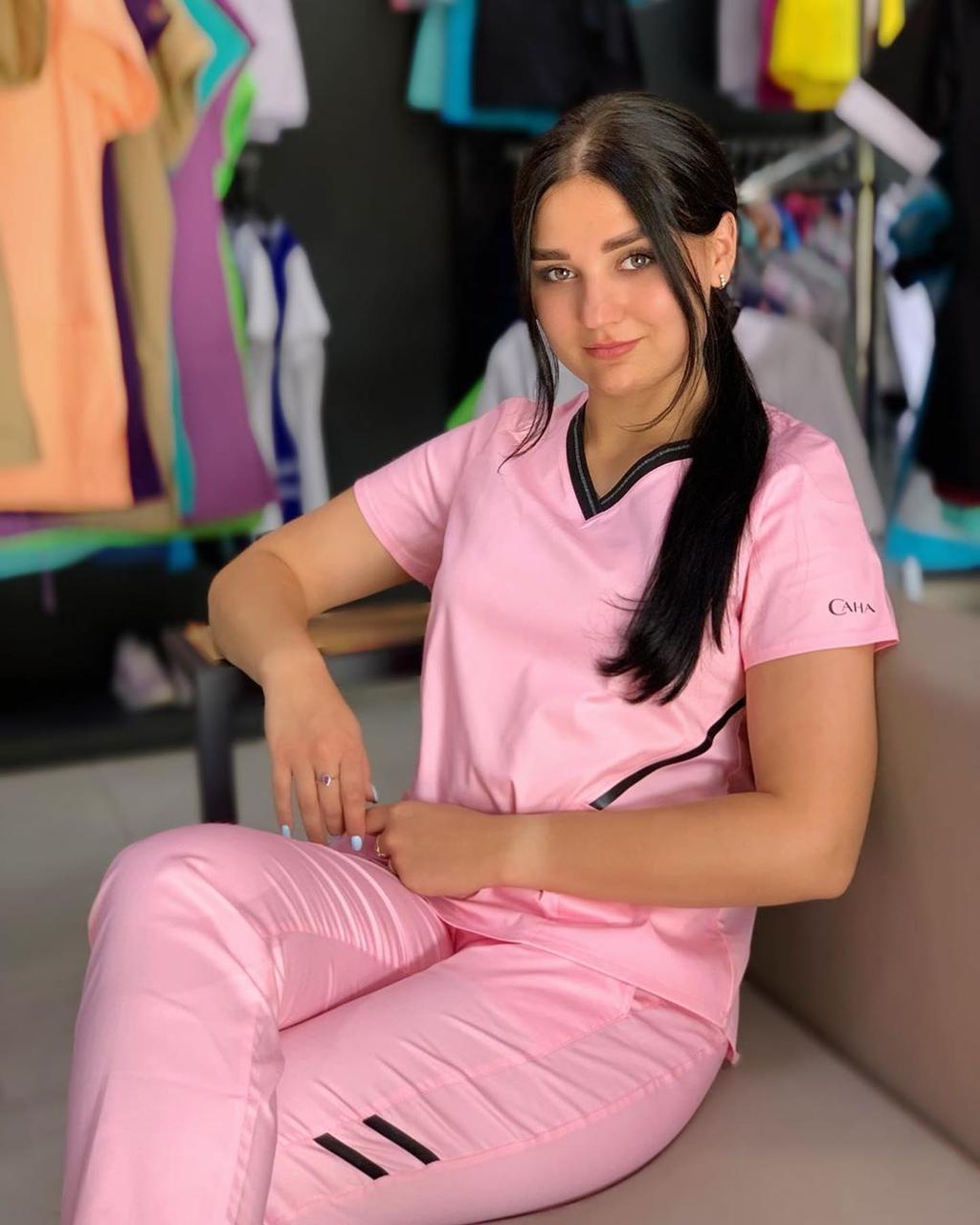 """Жіночий медичний костюм """"Анатомія Грей"""""""