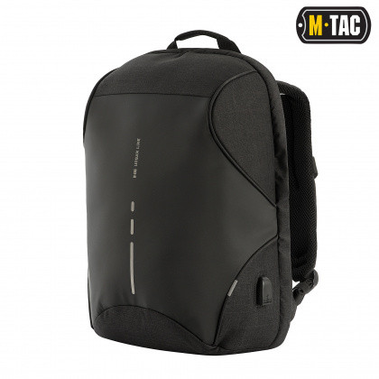 Купить Сумки и рюкзаки для ноутбуков, M-TAC РЮКЗАК URBAN LINE ANTI THEFT SHELL PACK DARK GREY/BLACK