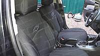 Автомобильные Чехлы на Шевроле Авео 2002-2011 седан Chevrolet Aveo 2002-2011 sedan Nika модельный