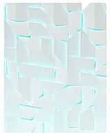 Гіпсові світлові LED-панелі Пелюстки Texturo
