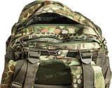 Рюкзак Skif Tac тактичний штурмової 35 літрів ц:kryptek green, фото 3