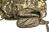 Рюкзак Skif Tac тактичний штурмової 35 літрів ц:kryptek green, фото 4