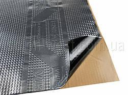 Виброизоляция для автомобилей Викар ЛТ(ФА) 630х600 мм, толщина 2,3мм