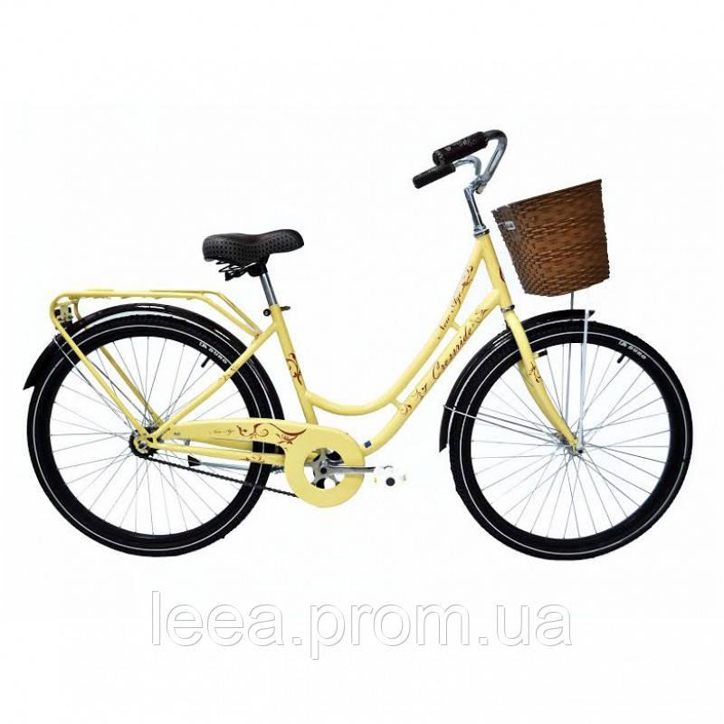 """Городской велосипед ARDIS Crossride New Age 26 (скорость:1"""") рама: 18"""""""
