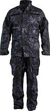Костюм Skif Tac Tactical Patrol Uniform. Колір - Kryptek Black
