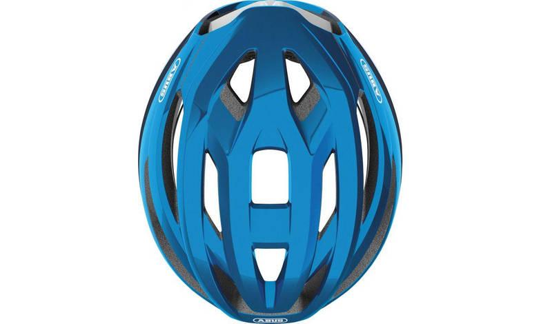 Шолом велосипедний ABUS StormChaser S 51-55 Steel Blue, фото 3