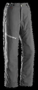 Брюки защитные от пореза бензопилой Husqvarna, Classic 20A размер 54