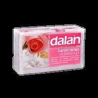 DALAN Therapy Банне мило, 175гр, ОРР Молоко/троянда/-604/24