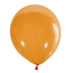"Шар 5"" LATEX OCCIDENTAL-МК декоратор 047 оранжевый"