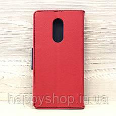 Чехол-книжка Goospery для Lenovo Vibe K6 note (K53a48) Красный, фото 2