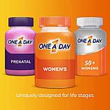Мультивитамины и минералы для женщин One-A-Day, Bayer, 100 таблеток, фото 4