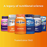 Мультивитамины и минералы для женщин One-A-Day, Bayer, 100 таблеток, фото 3