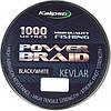 Шнур Kalipso Power Braid Kevlar 1000m 0.25mm 19.5kg (34106525)