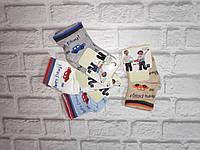 Детские носочки для новорождённых 0-6 месяцев