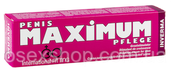 Крем - Penis Maximum Pflege, 45 мл