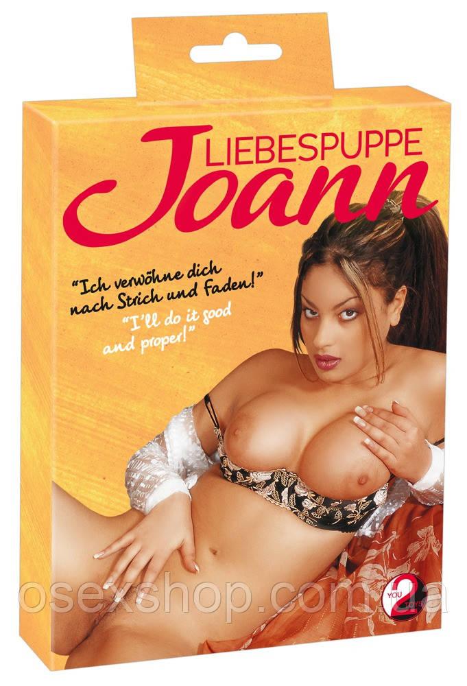 Секс кукла - Joann Liebespuppe