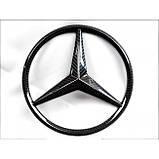 Карбоновая эмблема в решетку радиатора для W463A W464 Mercedes-Benz G-Class G63 G500 G400 G Wagon, фото 2