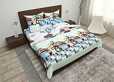 Детский комплект постельного белья 150*220 хлопок (15469) TM KRISPOL Украина