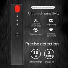 YYS-820 детектор жучков и скрытых камер 2 в 1, фото 2
