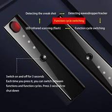 YYS-820 детектор жучков и скрытых камер 2 в 1, фото 3