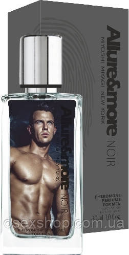 Мужские духи - Perfumy Allure & More Black For Man, 30 мл