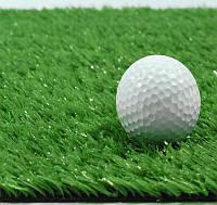 Искусственная трава 15 мм ширина 4 м ecoGrass SD-15 (исуственный газон в рулонах), фото 1