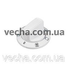 Ручка регулировки режимов духовки для плиты Beko белый