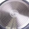 Сковорода блинная Kamille с гранитным покрытием для индукции и газа 24 см, фото 5