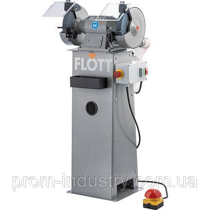 TS 200 PRO Flott  Точильно-шлифовальный станок, круг 200 мм, комплектация Plus, фото 2